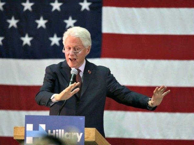 Bill Clinton Steven Senne AP