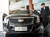 Cadillac XTS China REUTERSKim Kyung-Hoon.