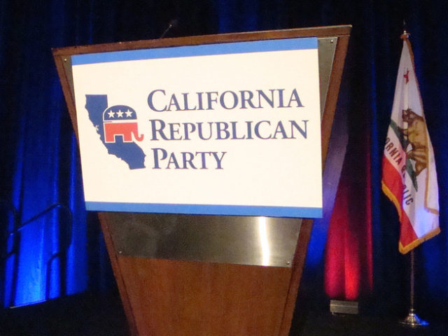 California Republican Party (Neon Tommy / Flickr / CC / Cropped)