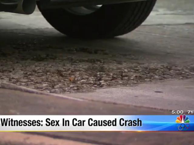 Car Crash Sex