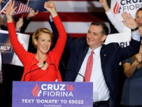 Matt Palumbo: Carly VP Pick Gives Cruz Fundraising Boost
