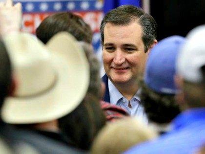 Cruz in Colorado Nam Y. Huh AP