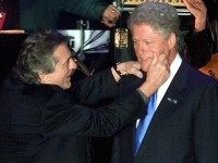 De Niro Bill Clinton (Tim Sloan / AFP/ Getty)