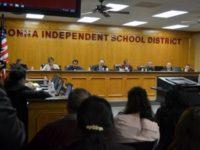 Corrupt Texas Border School Board