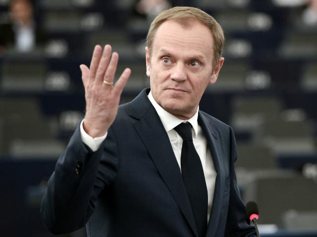 Migrant Crisis donald tusk president
