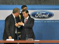 Ford in Mexico AP