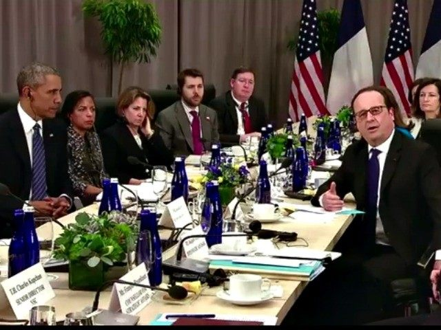 Francois Holland Speaks Islamist terrorism WH.gov