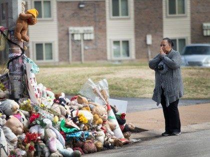 <> on March 14, 2015 in Ferguson, Missouri.