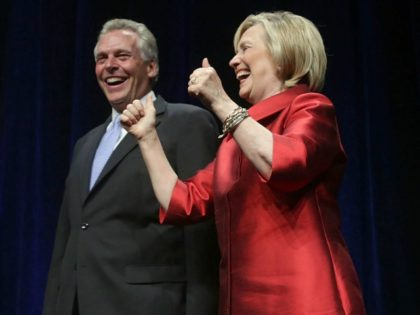 Hillary Confidante McAuliffe Made 2010 Cuba Trip 'to Sell Virginia Wine and Apples' — While Hillary Was Secretary of State