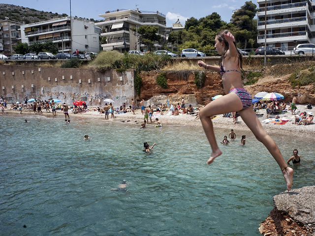 European Beaches Could Be Next ISIS Terror Targets