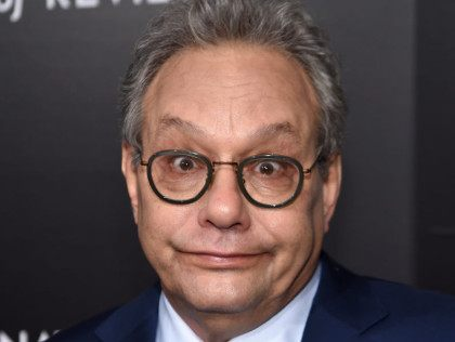NEW YORK, NY - JANUARY 05: Comedian Lewis Black attends 2015 National Board of Review Gala at Cipriani 42nd Street on January 5, 2016 in New York City. (Photo by Jamie McCarthy/Getty Images)