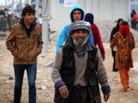IRAQ-KURDS-UNREST-DISPLACED-CONFLICT