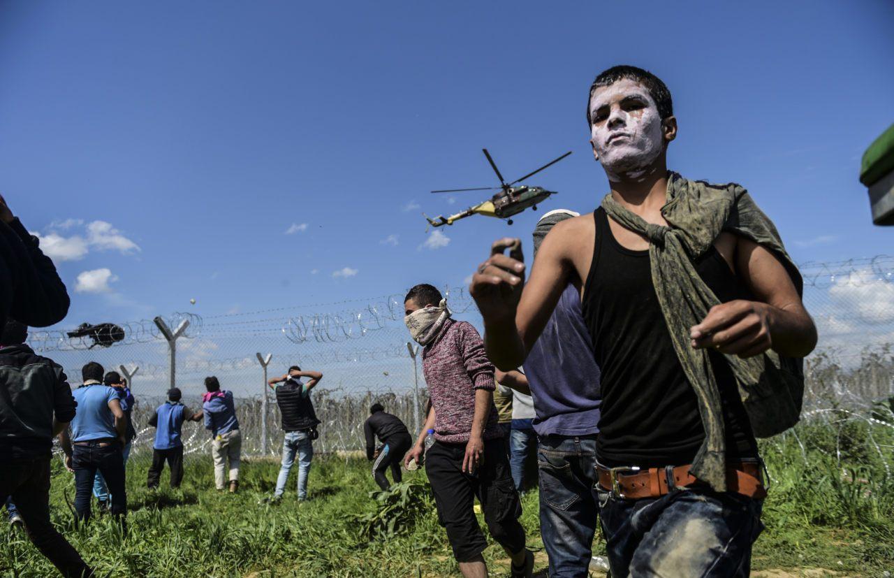 (BULENT KILIC/AFP/Getty Images)