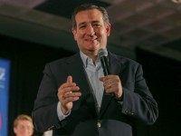 Ted Cruz on April 11, 2016 in San Diego, California.