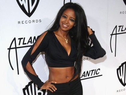 NEW YORK - AUGUST 31: Playmate Stephanie Adams attends the Warner Bros. Records & Atlantic Records VMA after party at Buddakan August 31, 2006 in New York City. (Photo by Brad Barket/Getty Images)