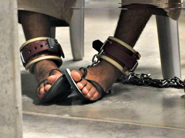 Guantanamo Prisoner REUTERSMichelle Shephard