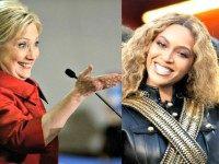 Hillary Clinton AP Beyonce