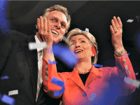 Hillary and McCauliff Robyn Beck AFP Getty