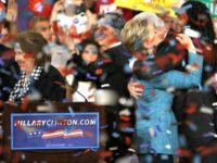 Hillary wins Pennsylvania Robyn Beck AFP Getty