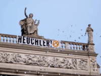 Watch: Anti-Mass Migration Campaigners Stage Protest On Roof Of World Famous Imperial Theatre