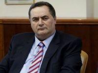 Intelligence Services Minister Israel Katz