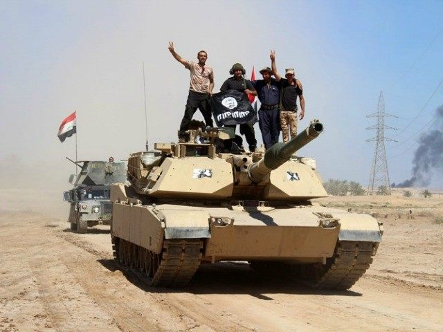Moadh Al-Dulaimi/AFP/Getty