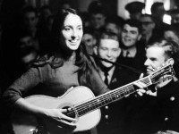 Joan Baez (Associated Press)