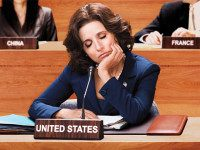 Julia Louis Dreyfuss VEEP