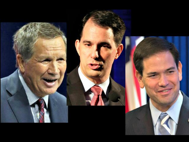 Trump Floats Rubio, Kasich, Walker as Vice President Picks ...