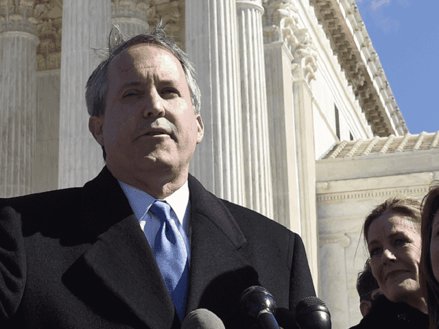 Ken Paxton Texas Attorney General