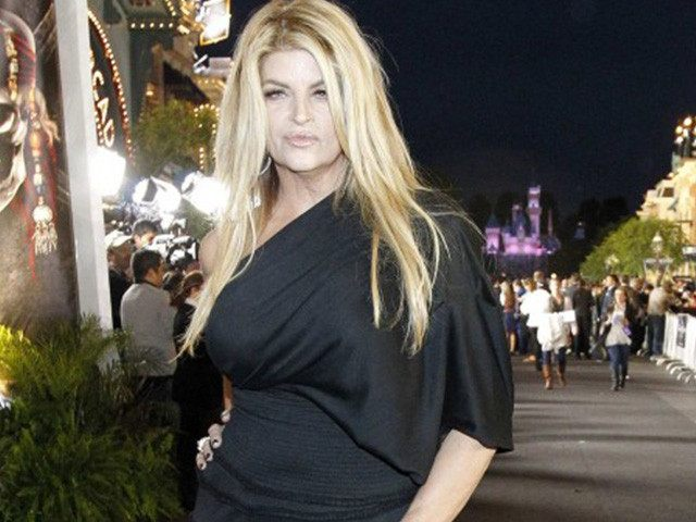 Kirstie Alley Reuters