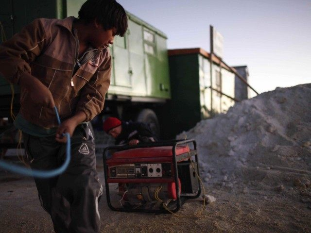 Lithium mining (Dado Galdieri / Associated Press)
