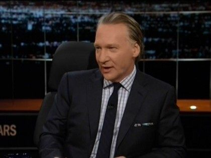 "Bill Maher on 4/8/16 ""Real Time"""