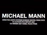 Michael Mann Nobel Prize