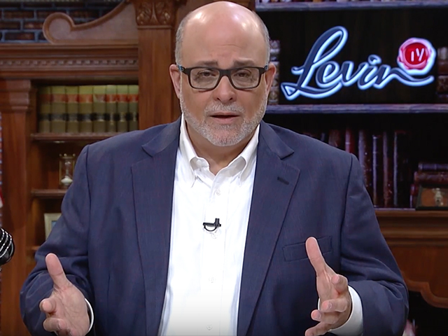 'Pretty Unbelievable' -- Mark Levin Hammers Israeli AG for Prosecution of Netanyahu