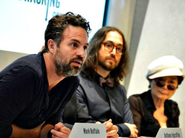 Mark Ruffalo anti-Fracking Mike Coppolo Getty