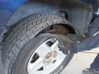 Meth in Tire