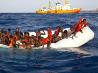 German Minister Concerned Migrant Numbers Via Libya, Italy Will Rise