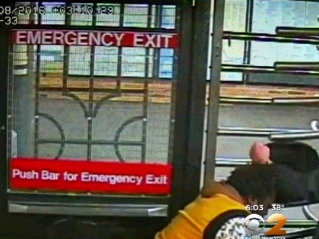 NY slashing attack CBS NY