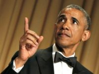 Obama Correspondents Dinner Yuri Gripas AFP Getty