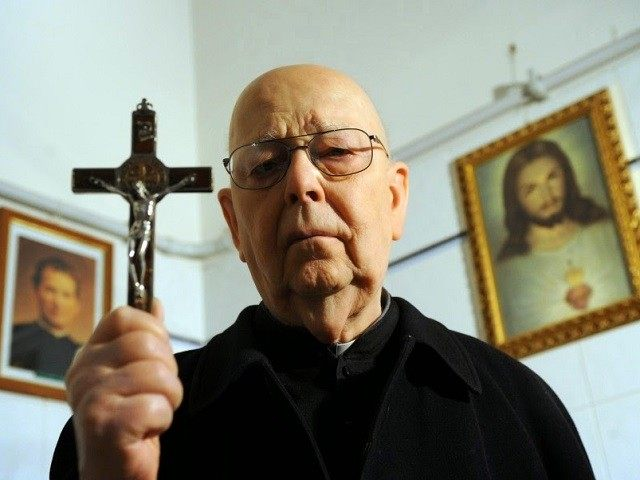 Top Vatican Exorcist Who Said Isis Is Satan Dead At 91 Breitbart
