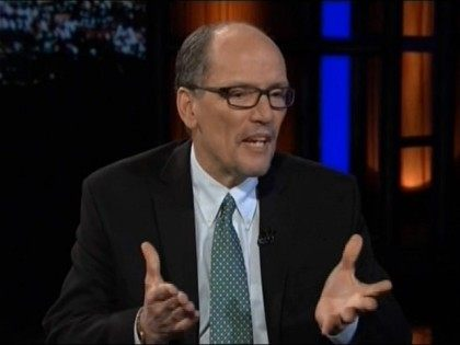 DNC Chair Perez: Trump Immigration Order a 'Racist' Action Against Muslims