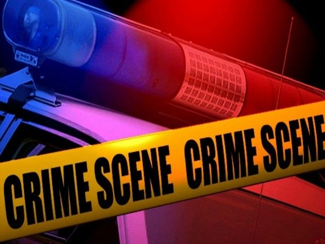 Police Siren, Crime Scene