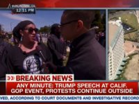 Trump Protester: Protesters Have 'A Right' To 'Prevent' Trump From Speaking, Express Rage In 'Way That They Need To'
