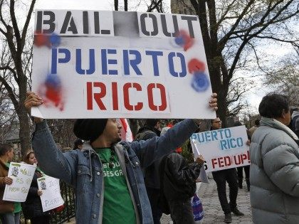 Puerto Rico bailout (Kathy Willens / Associated Press)