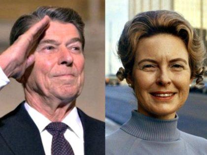 Reagan Salutes and Phyllis Schafly
