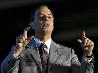 Reince Priebus Speaks Justin Sullivan Getty