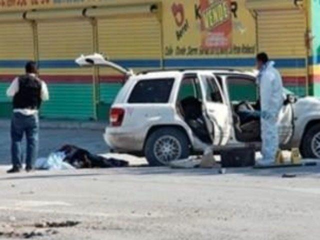 Reynosa battle