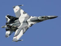 Russian Plane Performs 'Barrel Roll' Over Air Force Plane