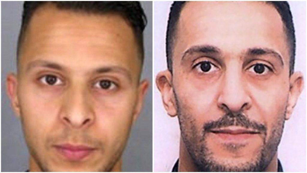 Salah Abdeslam and Brahim Abdeslam